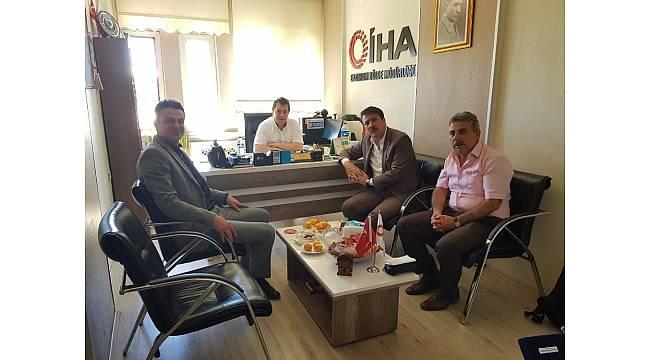 Aydemir'den basın buluşması