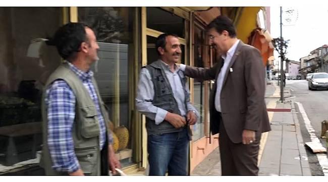 Aydemir'den Erzurum'u Beyatlıca tarif
