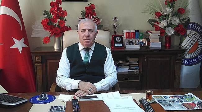 Yol-İş Sendikası Erzurum 2 Nolu Şube Başkanı Ahmet Karabulutlu KurbanBayramı dolayısıyla birkutlama mesajında yayınladı.