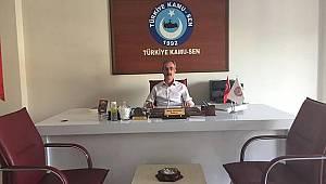 Türkiye Kamu Sen Erzurum İl Başkanı H. Mucip Gözeger 19 Eylül Gaziler Günü dolayısıyla bir mesaj yayımladı.
