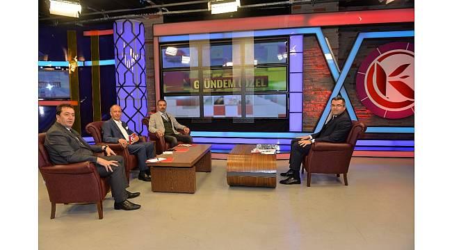 Vali Memiş Kardelen TV'de soruları yanıtladı