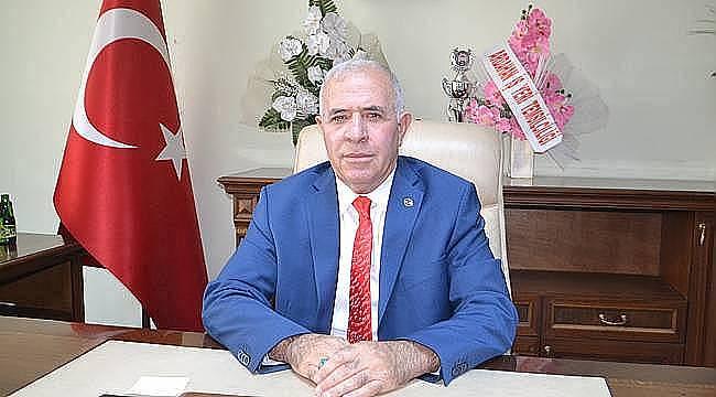 """Yol-İş Sendikası Erzurum 2 Nolu Şube Başkanı Ahmet Karabulutlu, """"Barış Pınarı Harekâtı""""na ilişkin bir mesaj yayınladı."""