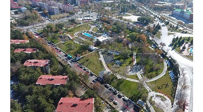 Erzurum'a yeni bir yeşil alan daha: 100. Yıl Millet Bahçesi açıldı