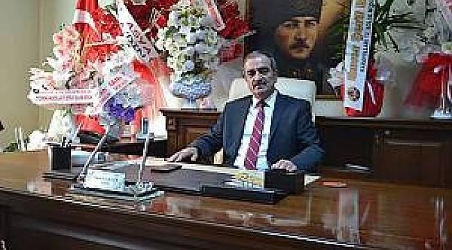 Yol İş Sendikası Erzurum 1. Nolu Şube Başkanı Ömer Karaca'10 kasım mesajı