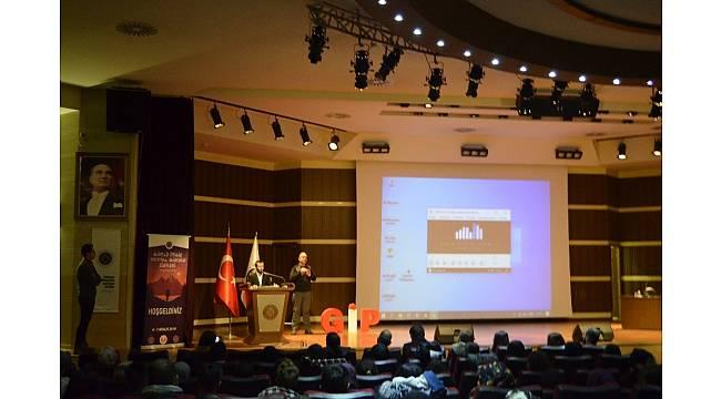 """Atatürk Üniversitesinde """"Güçlü İyilik Sosyal Girişim Zirvesi"""""""