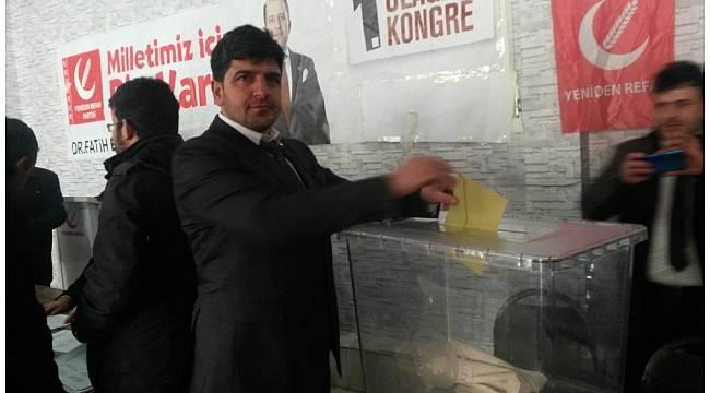 Yeniden Refah Partisi Pasinler ilçe kongresini yaptı