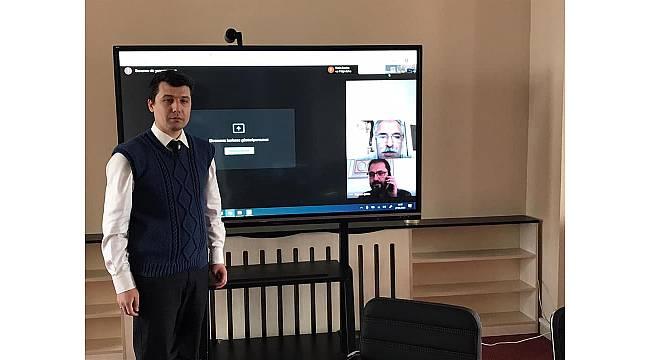 Erzurum Teknik Üniversitesi Fen Bilimleri Enstitüsünde online sınavlar başladı