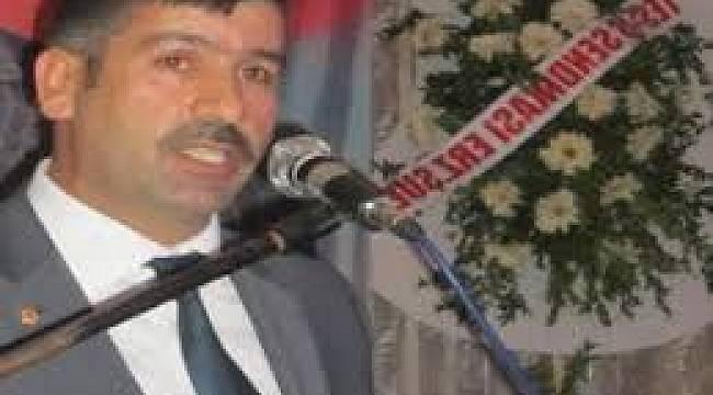 Harb iş Doğu Anadolu Bölge Temsilcisi Sefa Yılmaz Kurban Bayramı mesajı yayınladı.