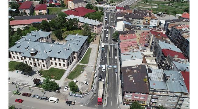 Erzurum'da gelirin gideri karşılama oranı arttı