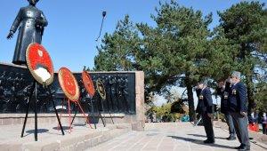 Gaziler Günü Erzurum'da Kutlandı