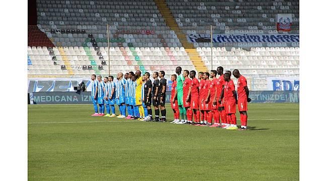 Süper Lig: BB Erzurumspor: 0 - DG Sivasspor: 0