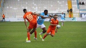 TFF 1. Lig: BB Erzurumspor: 3 - Adanaspor: 1